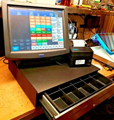 Restaurant Point Of Sale System - Rpower Pos Hardware Software Support