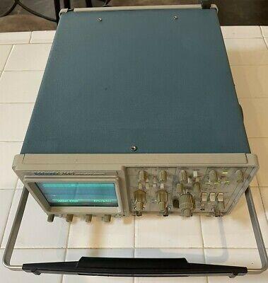 Tektronix 2445 150mhz 4ch Oscilloscope