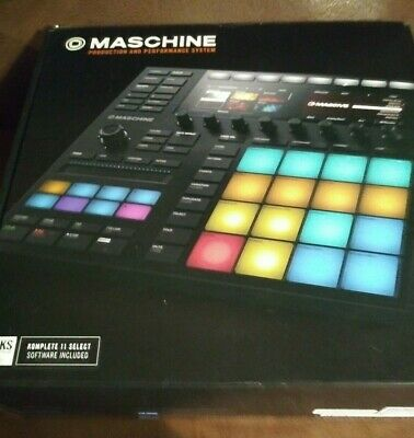 Native Instruments Maschine MK3 w/ License Transfer! Dual Screens Touch Knobs