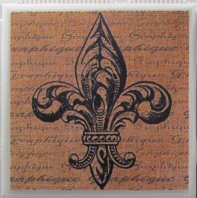 Design Ceramic Tile Coaster