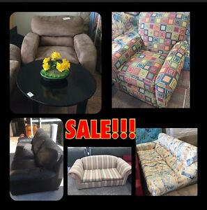 QUICK SALE!!! SOFA/COUCH/ARMCHAIR!!! Bentley Canning Area Preview