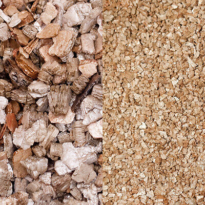 1 Or 5 Litre of Vermiculite 1L 5L Substrate for Spiders Praying Mantis Repiltes
