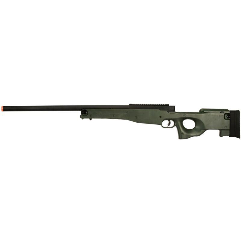 500 FPS BOLT ACTION L96 AWP AWM SPRING AIRSOFT SNIPER RIFLE GUN w/ 6mm BB BBs