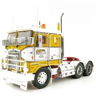 Kenworth K100G Truck - Martins - Iconic Replicas 1:50 Scale Model New!