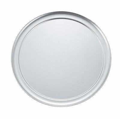 Winco Apzt-15 15-inch Wide Rim Round Aluminum Pizza Pan