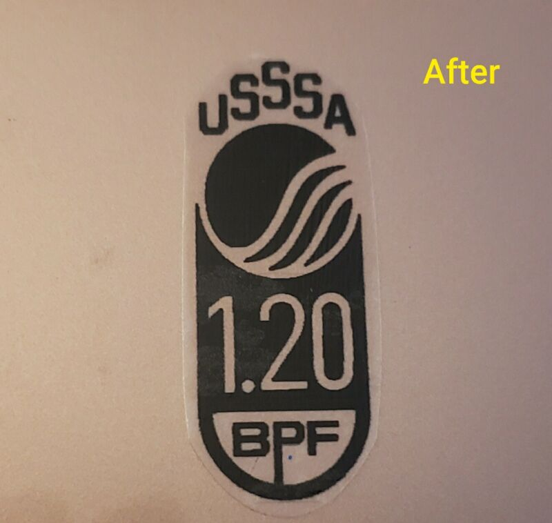 USSSA replacement stamp (10 pack)