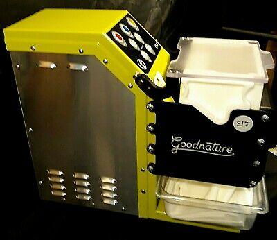 Goodnature Ct-7 Commercial Cold Press Juicer - Used