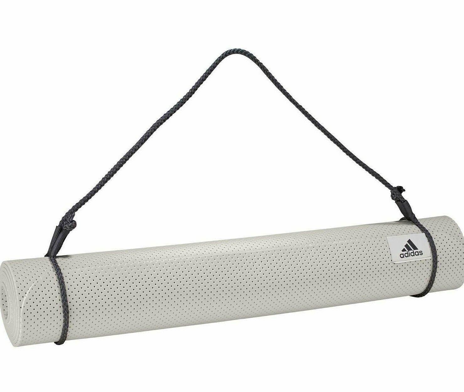 Adidas Yoga Mat Sports Gymnastic Training Workout Gym Fitnes