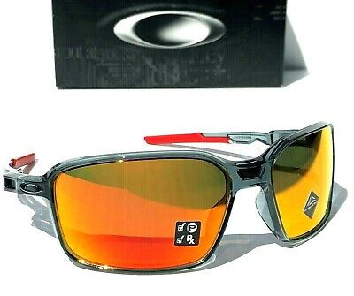 Neu Oakley Siphon Kristall Ducati Rot Polarisiert Prisma Rubin Sonnenbrille
