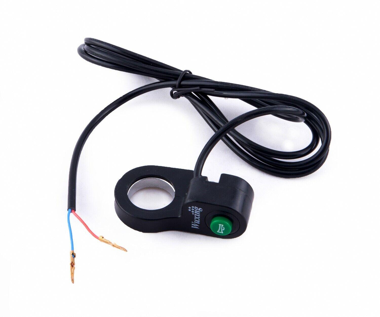 Schalter Druckknopf Hupe 12V Ersatzteil für SXT Elektro Scooter Roller