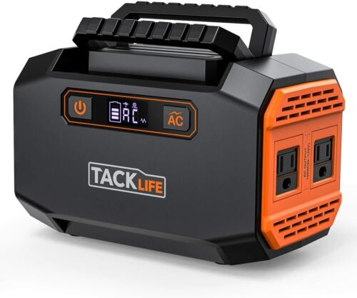 TACKLIFE P16 150W Portable Power Station 167Wh 45000mAh Battery Generator with D