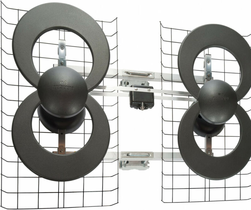 Antennas Direct - ClearStream 4 Outdoor UHF HDTV Antenna C4-CJM