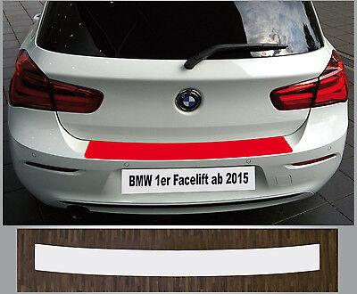 Lackschutzfolie Ladekantenschutz transparent BMW 1er F20 F21 Facelift 2015-2019