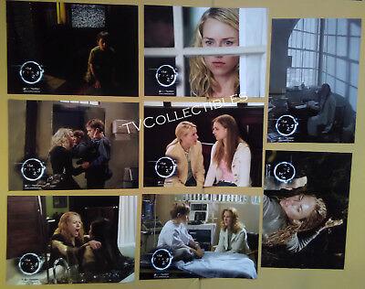 Lobby Card Set~ THE RING TWO ~2005 ~Naomi Watts ~Elizabeth Perkins~David Dorfman