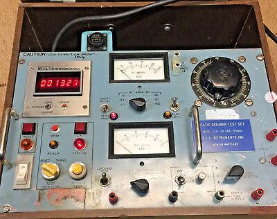 Eil Instruments Scb-100 Static Breaker Test Set
