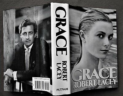 GRACE ~ FIRST EDITION 1994 ~  by Robert Lacey ~ COST $24.95 ~ Hardcover