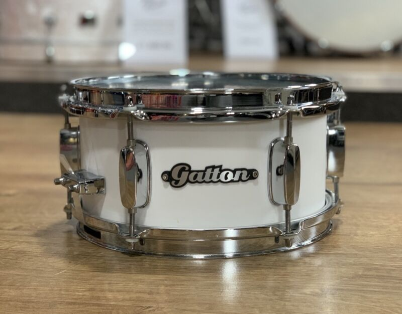 "Gatton 'Corian' 10"" Snare Drum #378"