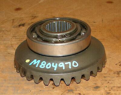 M804970 John Deere 850 750 870 Mfwd Front Axle Gear Ch14697