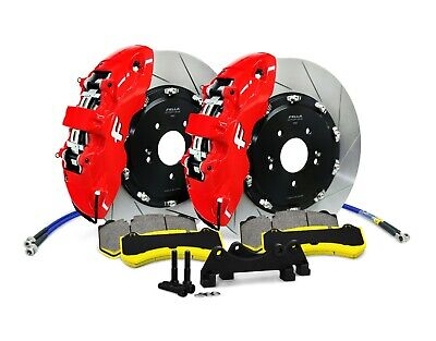 BBK FELLA Big Brake FRONT 6P MONOBLOCK 380 × 34 Slot Rotor  17 18 19 20 Sportage