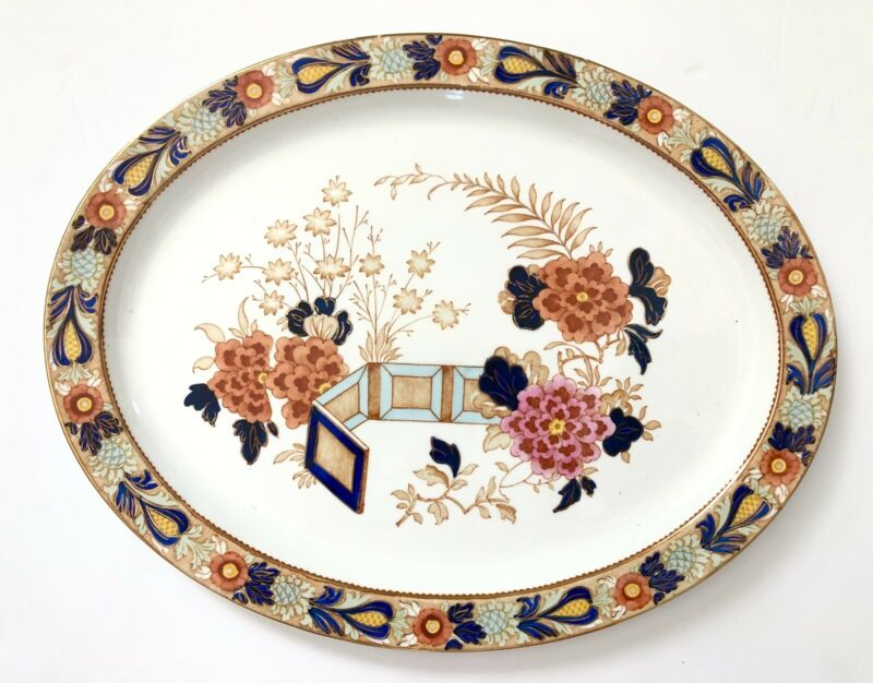 Woodsware Wincanton Platter, Rare