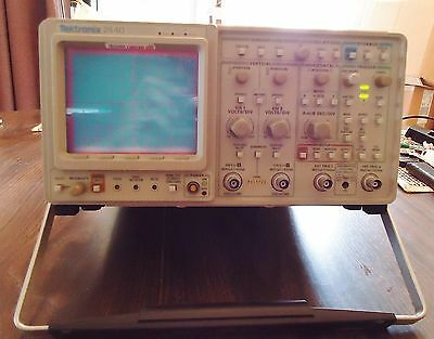 Tektektronix 2440 500 Mss Digital Oscilloscope Option Gpib Serial B015721
