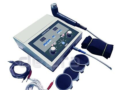 Ultrasound Therapy Electrotherapy Combo Therapy Device Premium Sonotens Model