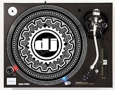 geared dj slipmat 1200 s or any