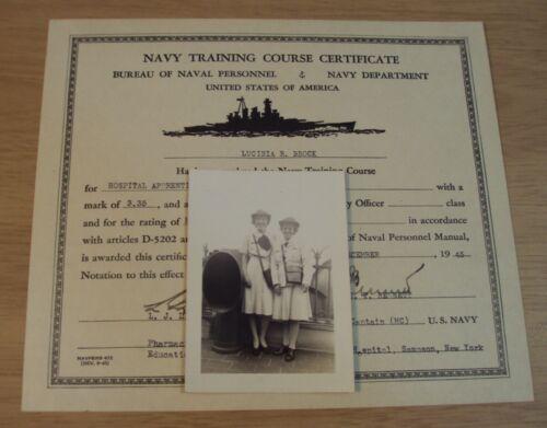 VTG 1945 WWII Women