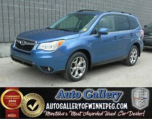 2015 Subaru Forester Ltd w/Tech Pkg *Nav