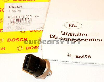 New! BMW 760Li Bosch Fuel Pressure Sensor 0261545005 13537500221