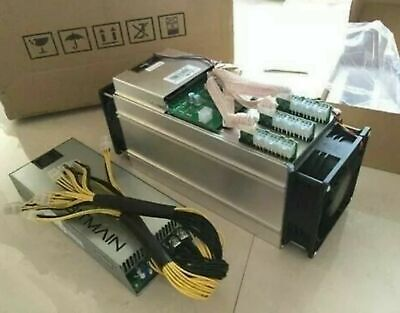 Used, Antminer S9 Bitcoin BCH BSV Miner ~13.5 THs with 1600W PSU **NO RESERVE** for sale  Shipping to South Africa