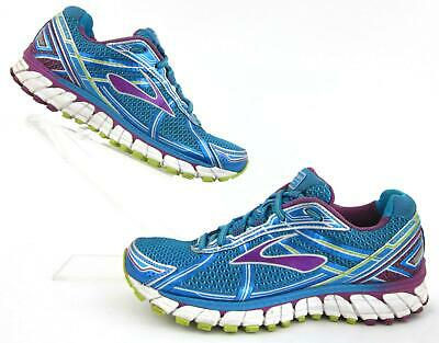 ada82548d49 Brooks Adrenaline GTS-15 Running Shoes Hawaiian Ocean   Hollyhock   Lime  7.5B