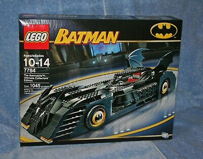 Lego 7784 Batman The BATMOBILE ULTIMATE COLLECTORS EDITION Factory Sealed