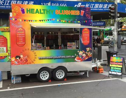 Highly Profitable Food Truck Drinks Business for Sale