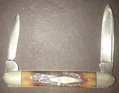 WR CASE & SONS BRADFORD 52053 STAG 1905 Very Nice KNIFE & Beautiful