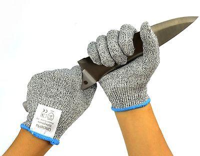 Unclehu Cut Resistant Gloves Smallkids Size