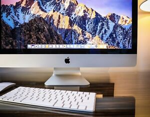 imac 27inch i5 2.7ghz / 4gb / 1TB / Amd HD 6770M 512MB