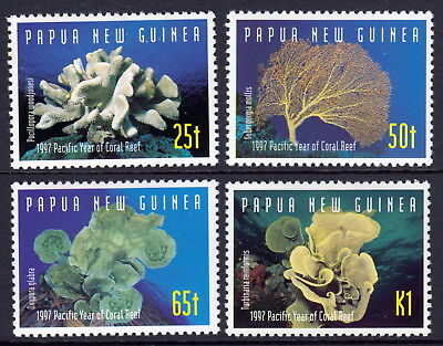 - Papua New Guinea 1997 Pacific Year of the Coral Reef