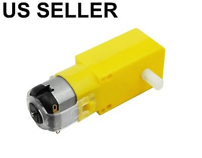 Dc 3-6v Mini Plastic Dc Gear Motor For Robots Toys - G1