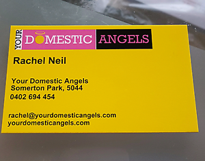 Your Domestic Angels Glenelg Holdfast Bay Preview