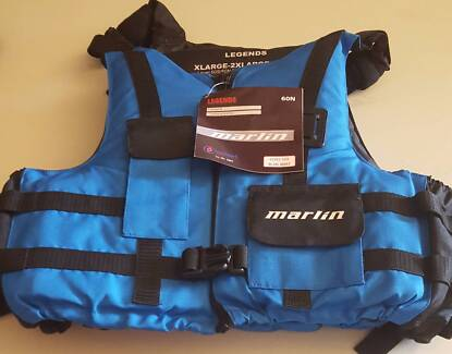 Legends Marlin Life Jackets Brand New have 2 will sell seperately