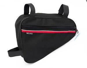 Beluko Triangle Frame Bag Cycle Bicycle Bike Luggage Storage