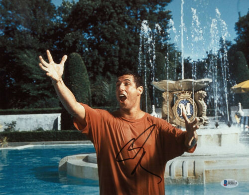 WOW ADAM SANDLER SIGNED BILLY MADISON 11X14 PHOTO AUTHENTIC AUTOGRAPH BECKETT 3