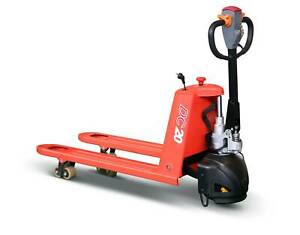 New 2 ton Heli semi electric hand pallet trucks. Buy now pay later Malaga Swan Area Preview