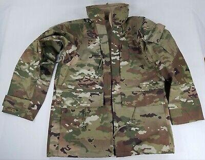 Scorpion OCP ECWCS APECS WaterProof Jacket/Parka US Military Medium-Short NWOT