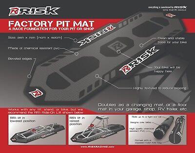 00121 Large 45-55 mm Risk Racing MX Motocross Fork Seal Doctor
