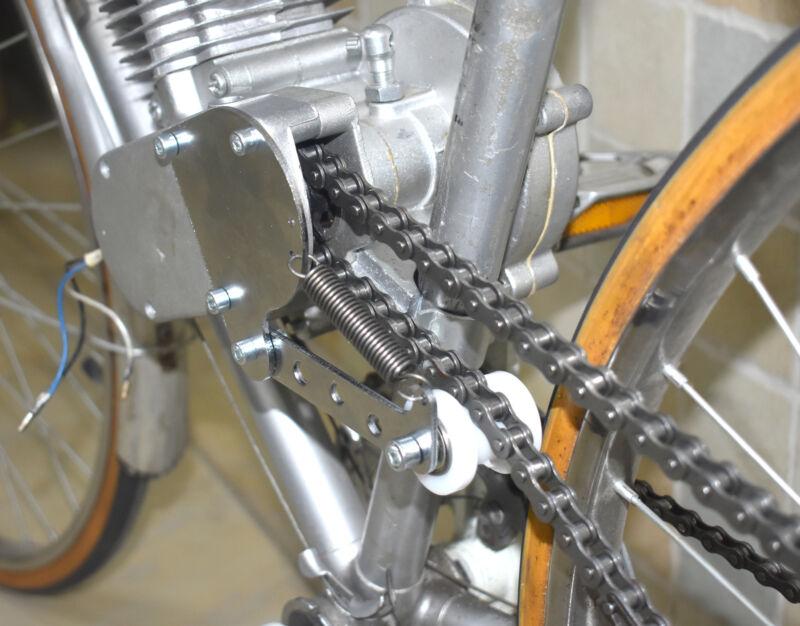 Upgrade Chain Tensioner Chain Block 50cc 66cc 80cc Motor Kit Motorised Bike
