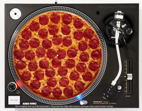 PEPPERONI AND CHEESE - DJ SLIPMAT 1200