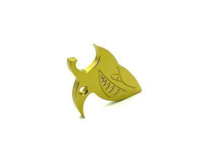 BEERSHARK - 3-in-1 Keychain Bottle Opener, Shotgun Tool and