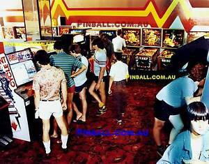PInball Machine in home Repair Service Brisbane area. Morningside Brisbane South East Preview